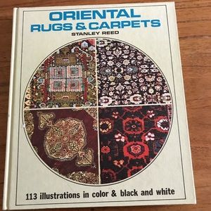 Oriental Rugs & Carpets.Illustrations color & B/W